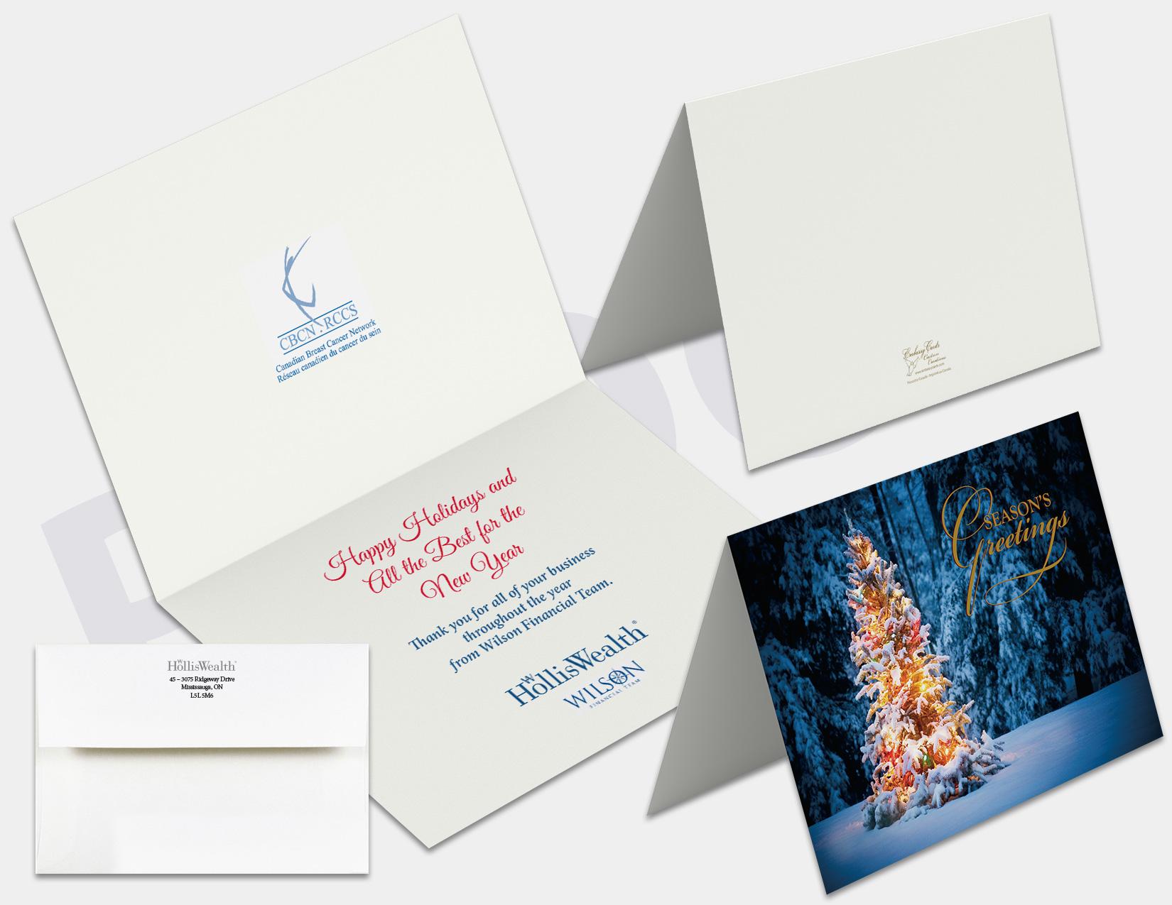 Sample -Full Card - Envelope